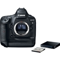 Canon EOS-1DX Mark II (Body) + Bundle Cfast card and Reader + LP-E19