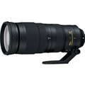 Nikkor AF-S 200-500mm F5.6E ED VR Lens with Bonus