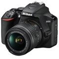 Nikon D3500 DSLR Camera wi/ 18-55mm Lens