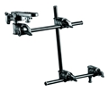Manfrotto Double Articulated Arm - 3 Sections With Camera Bracket