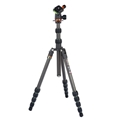 3 Legged Thing - <br>Punks Brian Travel Tripod w/ Airhed Neo Ball Head (Carbon Fiber, Black)