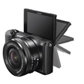 Sony a5100 w/ 16-50mm Power Zoom (Black) (ILCE5100L/B)