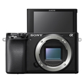 Sony Alpha a6100 Mirrorless Digital Camera (Body Only)