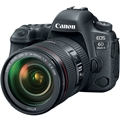 Canon EOS 6D Mark II DSLR Camera w/ 24-105mm F4 L IS II Lens