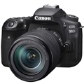 Canon EOS 90D DSLR Camera w/ 18-135mm Lens + BONUS