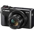 Canon PowerShot G7X Mark II (with bonus spare NB-13L battery)