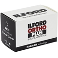 Ilford ORTHO Plus Black & White Negative Film ISO 80 - 135-36exp