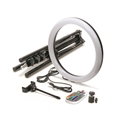 "Mobifoto 12"" RGB Colour Ring Light Kit"