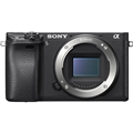 Sony A6300 Body (Black) (ILCE6300/B) * Bonus Sony case and battery *