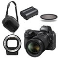 Nikon Z6 Mirrorless Digital Camera<br> w/ 24-70mm Lens ** Bundle **
