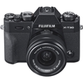FUJIFILM X-T30 Mirrorless Digital Camera w/ 15-45mm Lens (Black) + (**BONUS**)