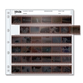 Print File - 6-Strips x 6 Frames Negative Preservers<br>(Pack of 25)