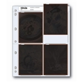 "Print File - 4 - ""4x5"" Negative Preservers<br>(Pack of 25)"