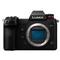 Panasonic Lumix DC-S1R Mirrorless Digital Camera (Body Only)
