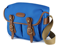 Billingham Hadley Small<br>(Imperial Blue w/ Tan Leather Trim and Orange Lining)