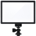 VILTROX Remote Controlled VL-200 LED Bi-Color Dimmable Video Light <br> (w/ Power Adapter)