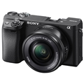 Sony Alpha a6400 Mirrorless Camera w/ 16-50mm Lens
