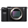 Sony Alpha 7C Mirrorless Camera (Body Only, Black)