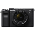Sony Alpha a7C Mirrorlessl Camera w/ 28-60mm Lens (Black)