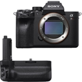 Sony Alpha a7R IV Mirrorless Digital Camera (Body Only) w/ VGC4EM Grip