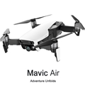 DJI Mavic Air Fly More Combo<br> (Arctic White)