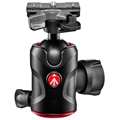 Manfrotto 496BH Center Ball Head<br> w/ 200PL-PRO Quick Release Plate