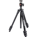Manfrotto Compact Light Tripod Kit With Ball Head - Black