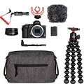 Nikon Z50 Mirrorless Digital Camera Creator's Kit