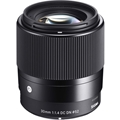 Sigma 30mm F1.4 DC DN Contemporary Lens <br>(Sony E mount)