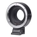 VILTROX EF-FX1 Auto Focus Lens Adapter Converter for Canon EF EF-S Lens to Fujifilm X-Mount Mirrorless Cameras