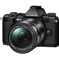 Olympus OM-D E-M5 Mark II Mirrorless Micro Four Thirds Digital Camera with 14-150mm f/4-5.6 II Lens Kit (Black)