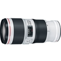 Canon EF 70-200mm F4L IS II USM Lens + BONUS