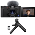 Sony ZV-1 Digital Camera for Content Creators and Vloggers<br> ** Bundle! **