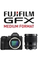 Fujifilm GFX 50S Body w/ GF23mm Lens Bundle