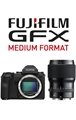 Fujifilm GFX 50S Body w/ GF110mm Lens Bundle