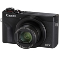 Canon PowerShot G7 X Mark III Digital Camera (Black)