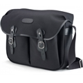 Billingham Hadley Large<br> (Black canvas, Black leather)