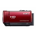 Sony HDR-CX100 High Definition Handycam Camcorder (Red)
