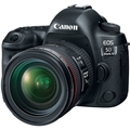 Canon EOS 5D Mark IV DSLR Camera wi/ 24-70mm F4L Lens WITH BONUS GRIP!