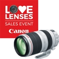 Canon EF 100-400mm f4.5-5.6L IS II USM + BONUS