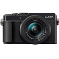 Panasonic Lumix DC-LX100 II Digital Camera (Black) + Bonus