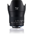 Zeiss Milvus 35mm F2 ZE Lens (for Canon EF)