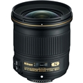 Nikkor AF-S 24mm F1.8G ED Lens with Bonus