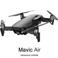 DJI Mavic Air Fly More Combo<br> (Onyx Black)