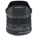 Pentax SMC FA 31mm F1.8 AL Limited