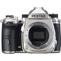 Pentax K-3 Mark III DSLR Camera (Silver)