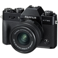 Fujifilm X-T20 w/ XC 15-45mm OIS PZ Lens (Black) + BUNDLE