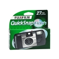 Fujifilm QuickSnap Flash X-TRA 800 Disposable Film Camera (27 Exposures)