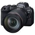 Canon EOS R6 Mirrorless Digital Camera w/ RF 24-105mm STM Lens