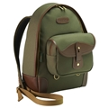 Billingham Rucksack 35 (Sage FibreNyte/Chocolate Leather)